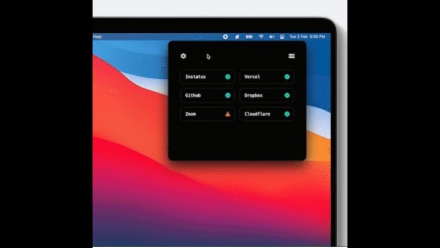 Instatus Out for Mac - review, screenshots