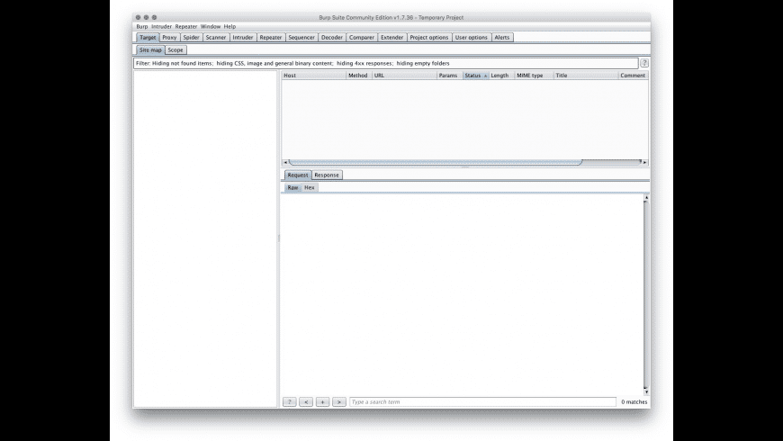 Burp Suite for Mac - review, screenshots