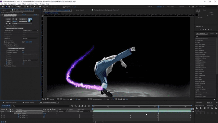Adobe After Effects for Mac - review, screenshots