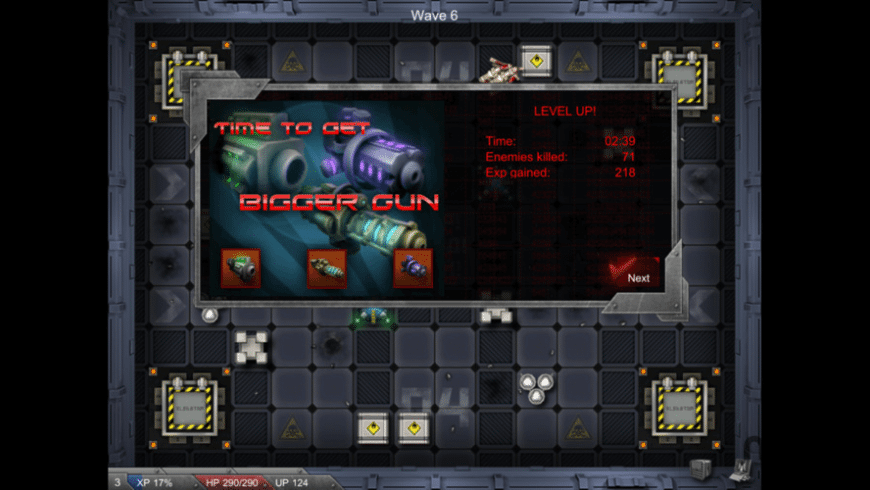 Red Storm Survival for Mac - review, screenshots