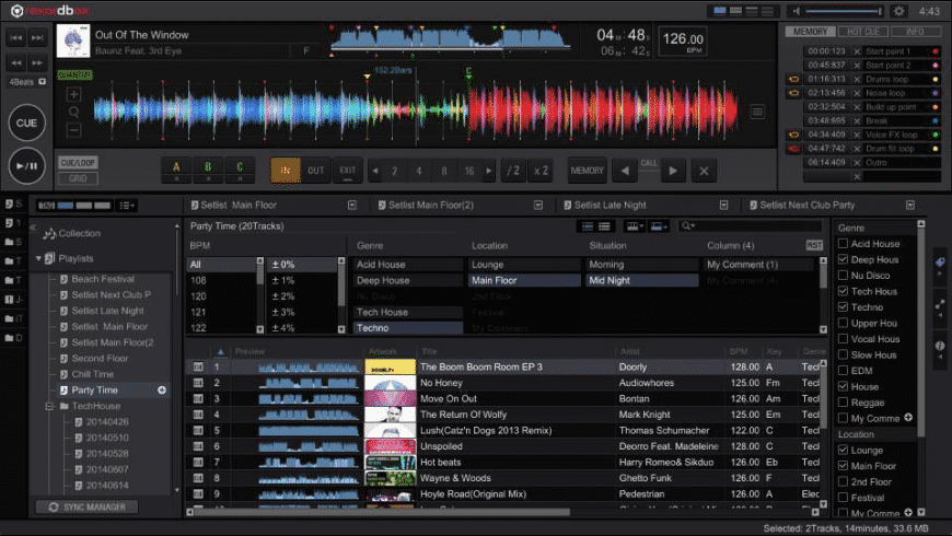 Rekordbox 4 Mac