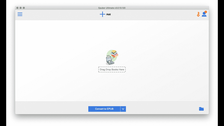 Epubor Ultimate for Mac - review, screenshots