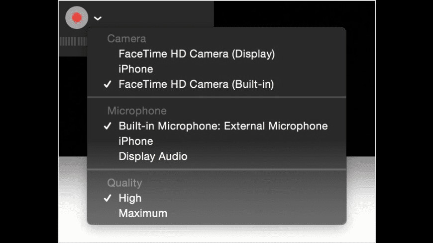 QuickTime Player for Mac - review, screenshots