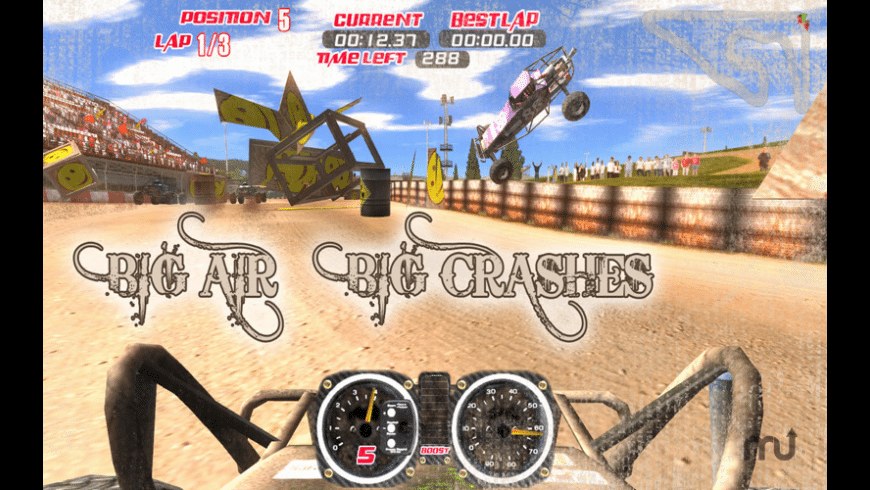 Trophy Truck Extreme for Mac - review, screenshots