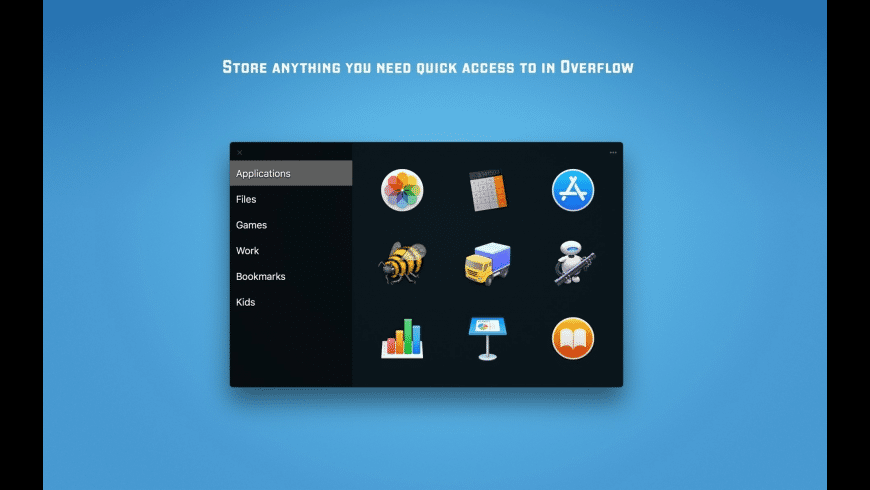 Overflow for Mac - review, screenshots