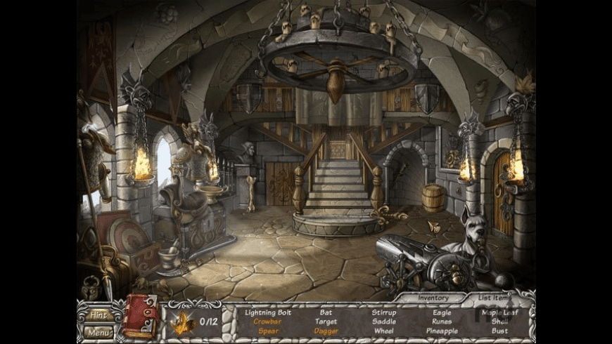 Allora and The Broken Portal for Mac - review, screenshots