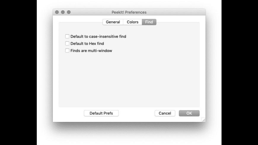 PeekIt for Mac - review, screenshots
