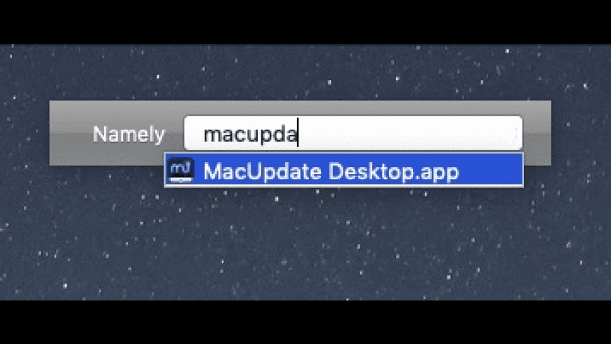 Namely for Mac - review, screenshots