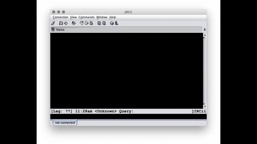 jIRCii for Mac - review, screenshots
