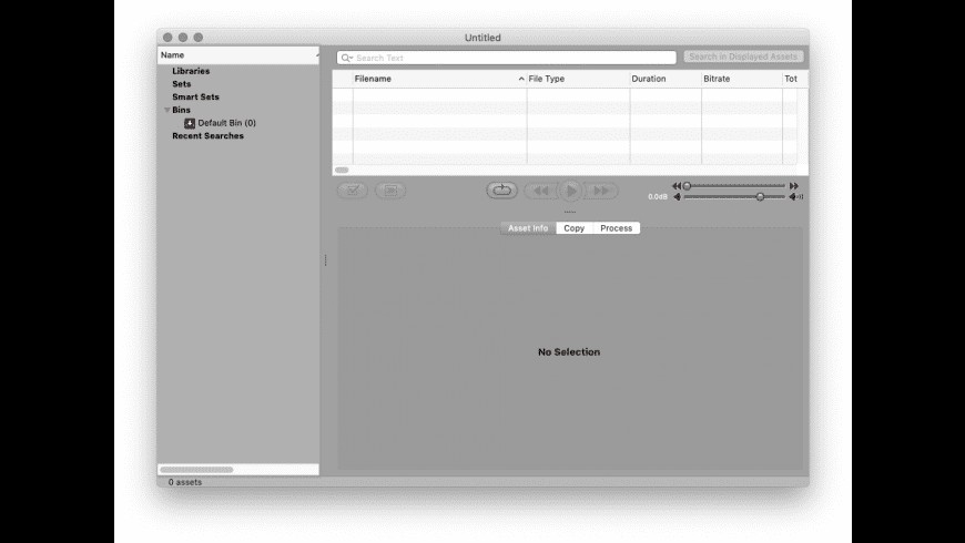 Library Monkey for Mac - review, screenshots