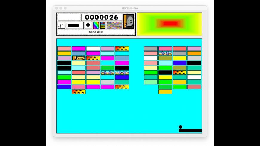 Brickles Pro for Mac - review, screenshots