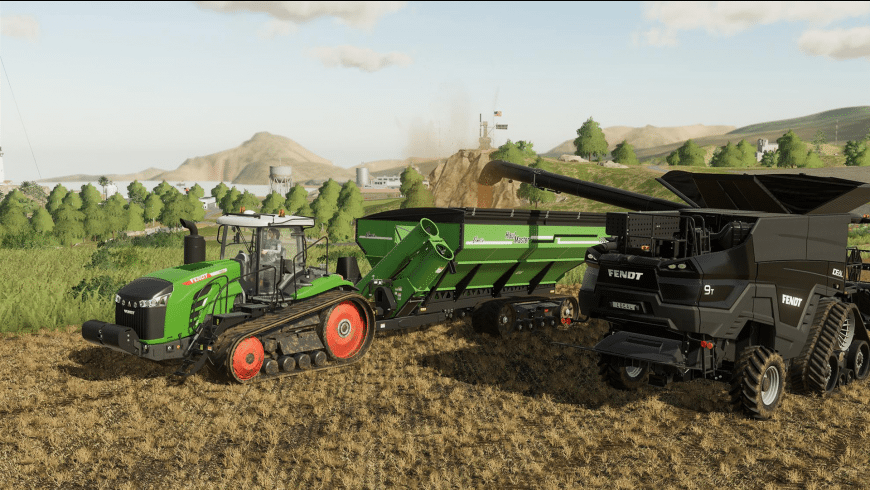 Farming Simulator 19 for Mac - review, screenshots
