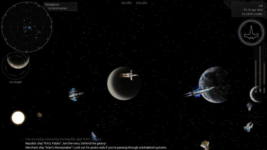 Endless Sky for Mac - review, screenshots