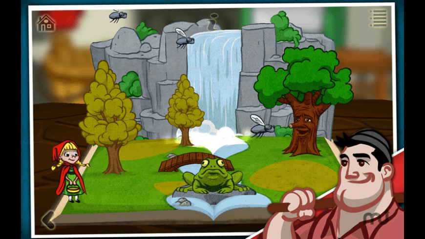 Grimm's Red Riding Hood for Mac - review, screenshots
