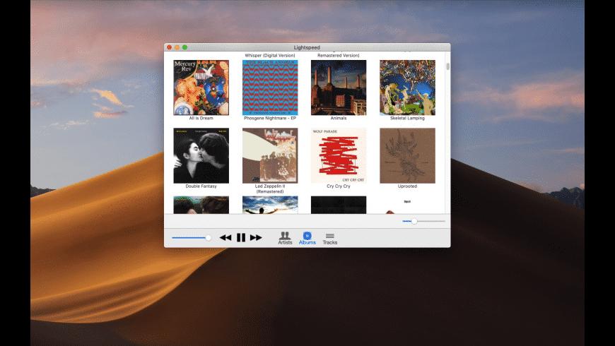 Lightspeed for Mac - review, screenshots
