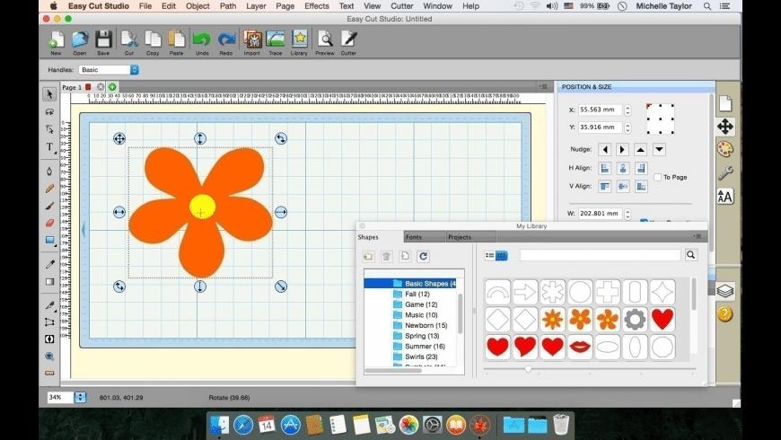 Easy Cut Studio for Mac - review, screenshots