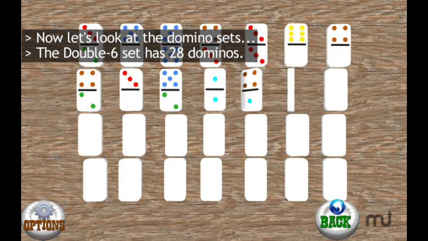 Chickie Dominos for Mac - review, screenshots