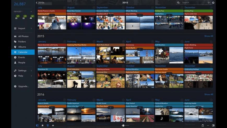 Mylio for Mac - review, screenshots