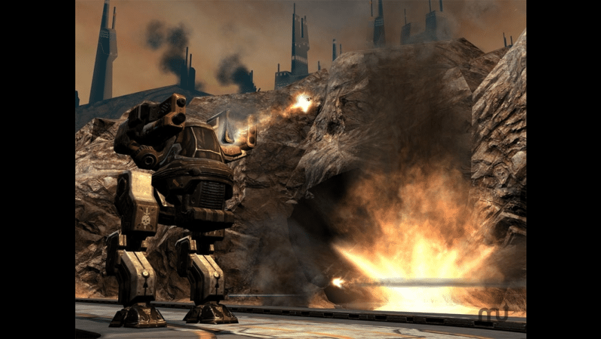 Quake 4 for Mac - review, screenshots
