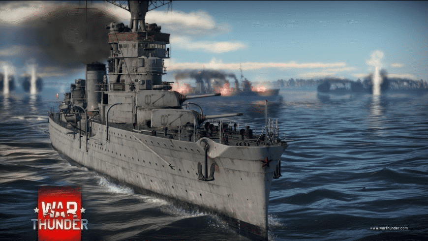 War Thunder for Mac - review, screenshots