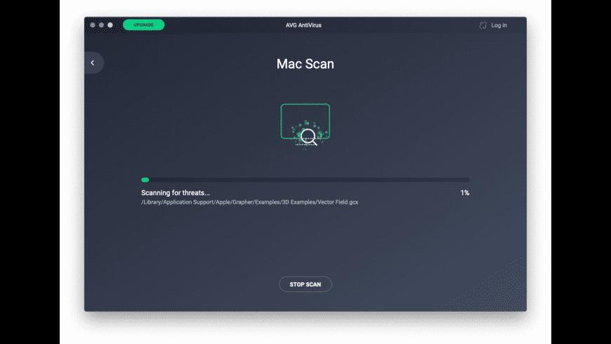 AVG AntiVirus for Mac - review, screenshots