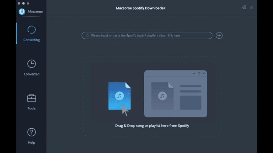 Spotify Downloader for Mac - review, screenshots
