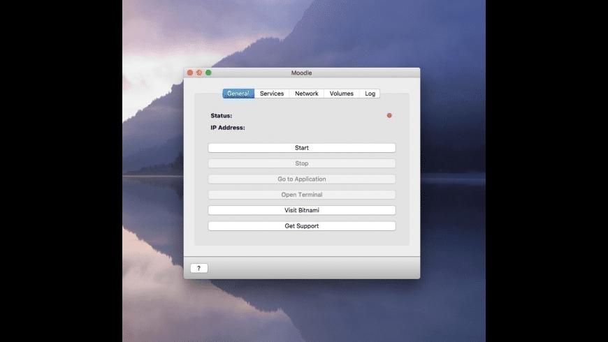 BitNami Moodle Stack for Mac - review, screenshots