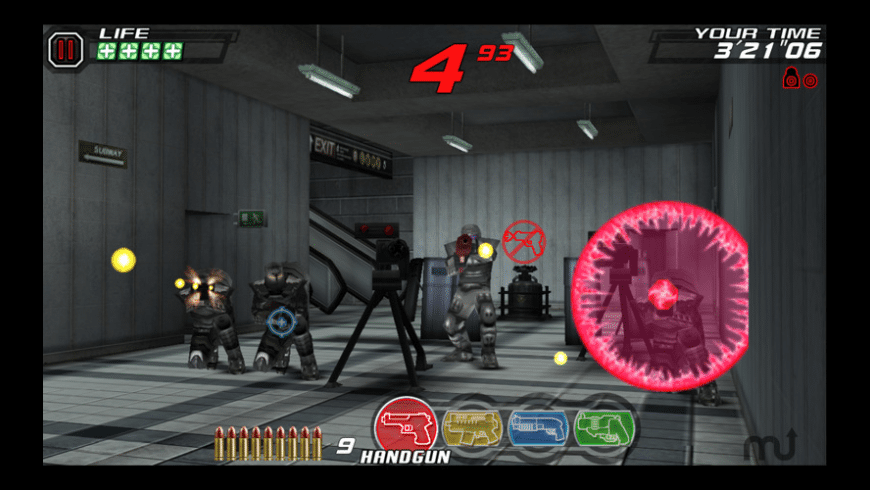 Time Crisis 2nd Strike for Mac - review, screenshots