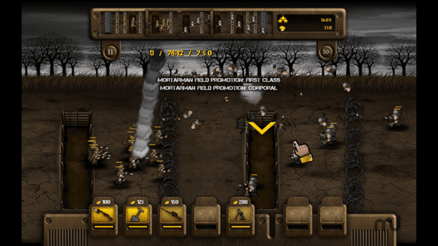 Trenches: Generals for Mac - review, screenshots