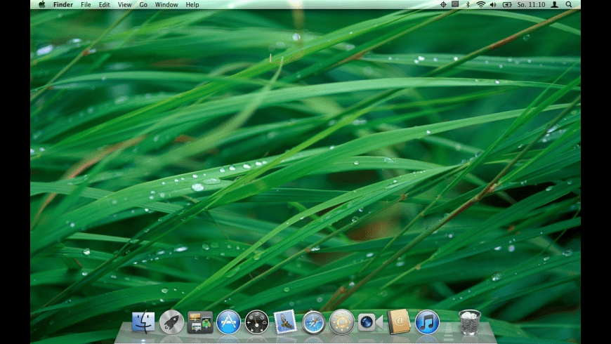 Camouflage for Mac - review, screenshots