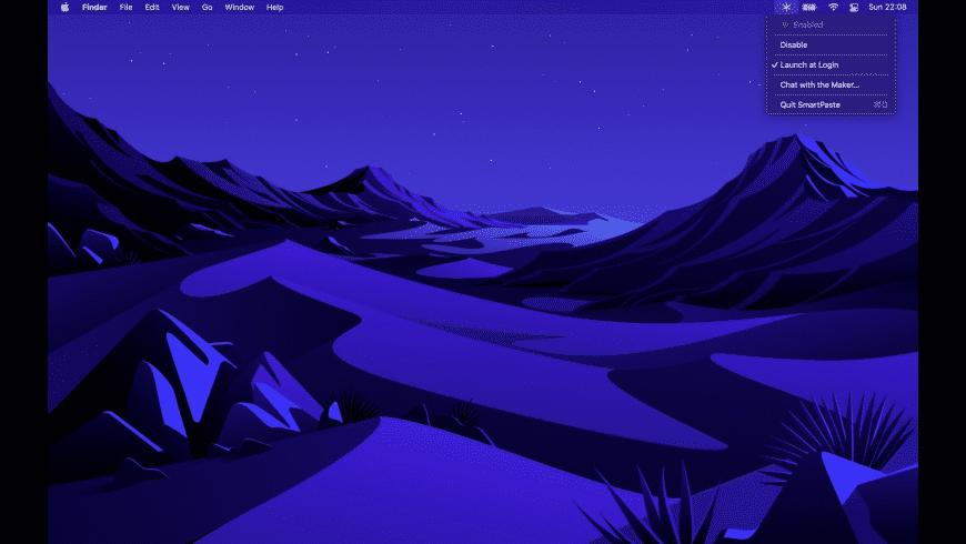 SmartPaste for Mac - review, screenshots