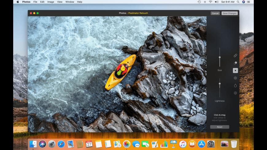 Pixelmator Classic for Mac - review, screenshots