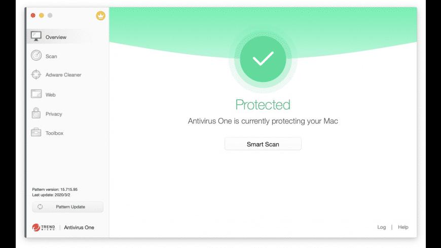 Antivirus One for Mac - review, screenshots