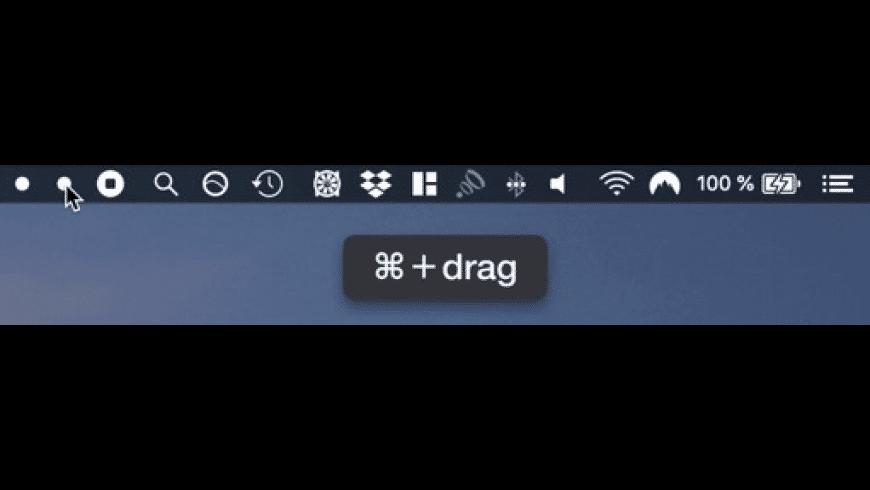 Dozer for Mac - review, screenshots