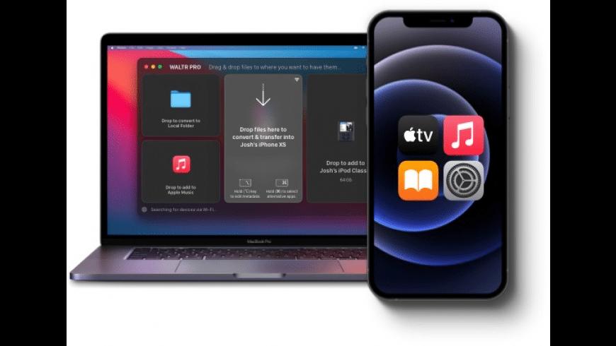 WALTR PRO for Mac - review, screenshots