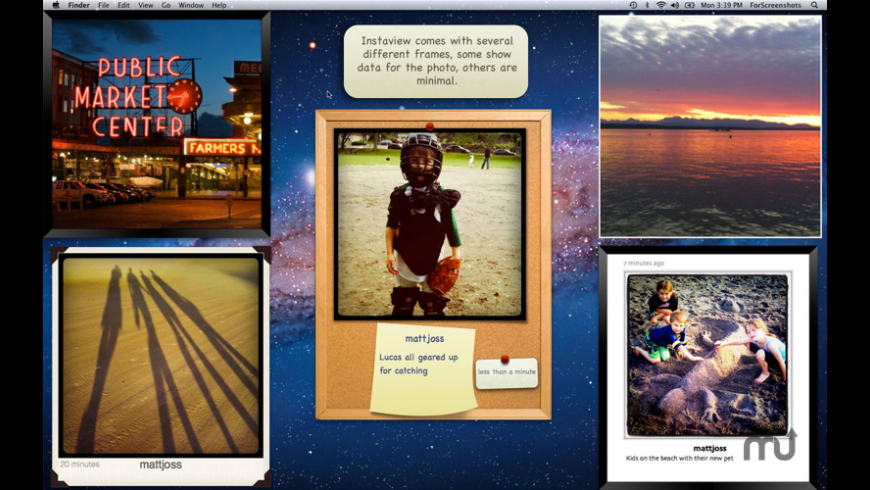 Instaview for Mac - review, screenshots