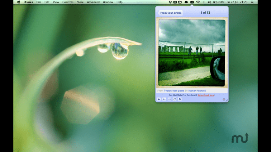 Tab for Google+ for Mac - review, screenshots
