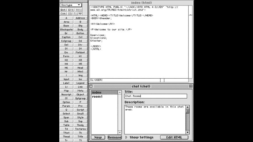 Interaction (PPC) for Mac - review, screenshots
