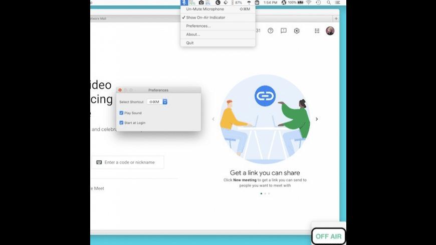 MicMüter for Mac - review, screenshots