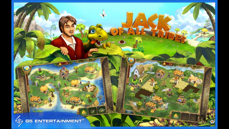 Jack of All Tribes for Mac - review, screenshots