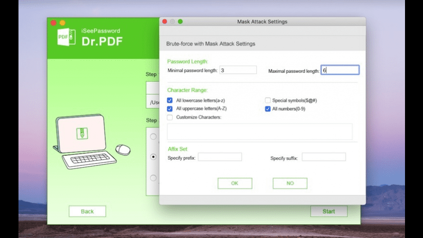Dr.PDF for Mac - review, screenshots