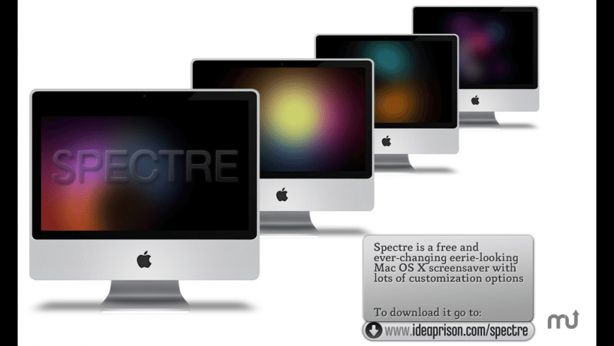 Spectre for Mac - review, screenshots
