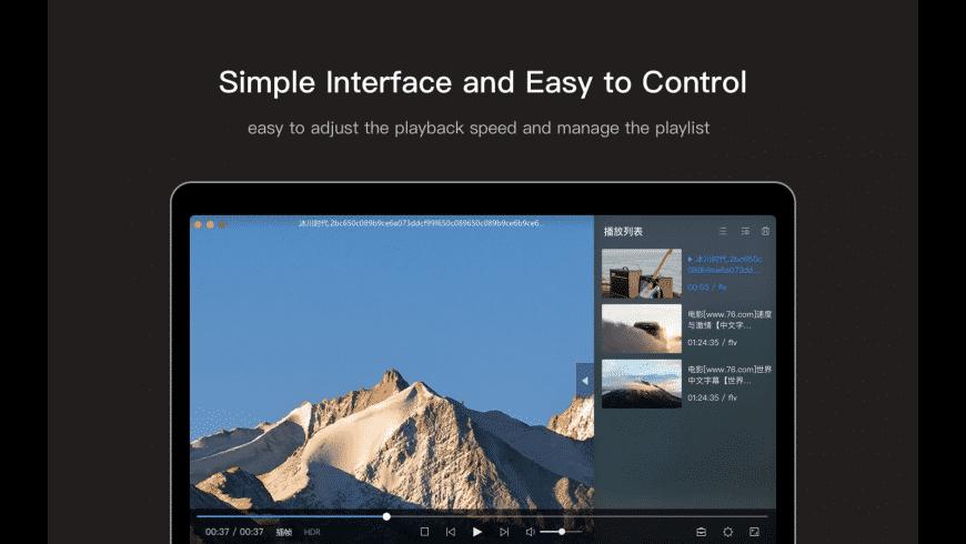 StellarPlayer for Mac - review, screenshots