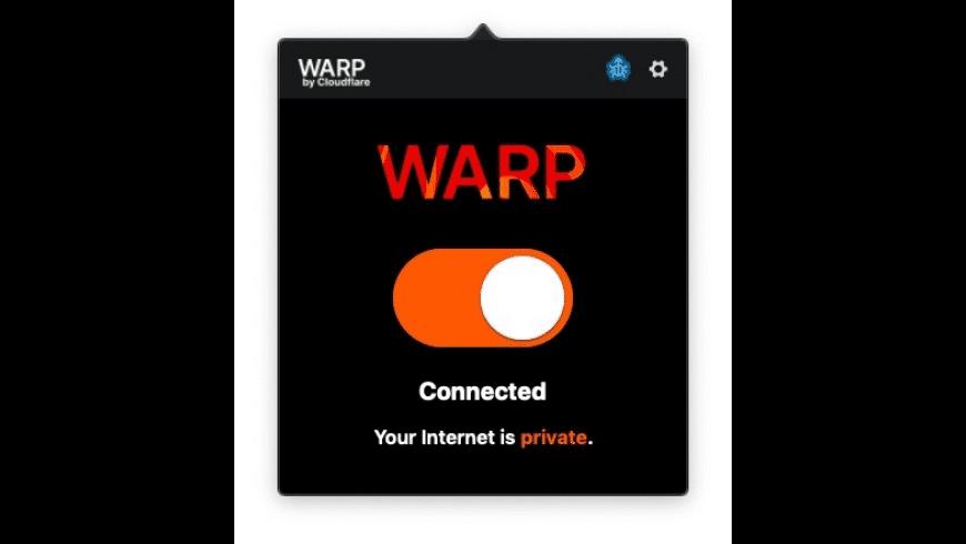 WARP for Mac - review, screenshots