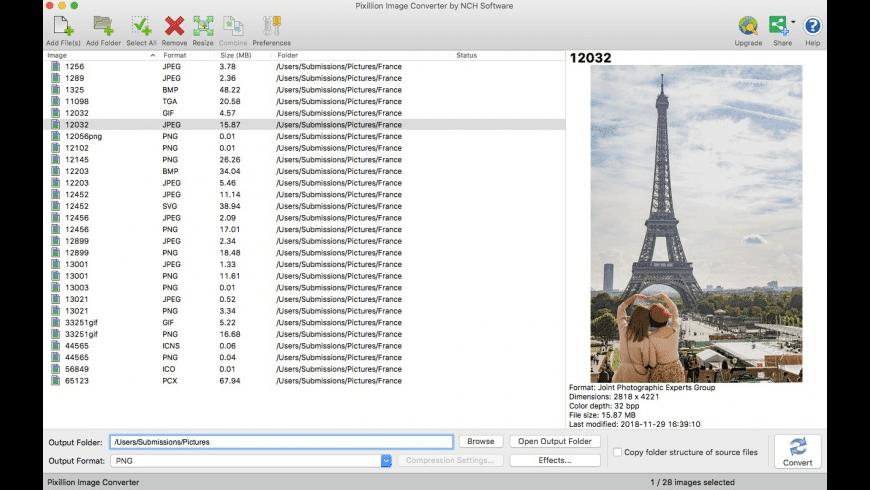 Pixillion for Mac - review, screenshots