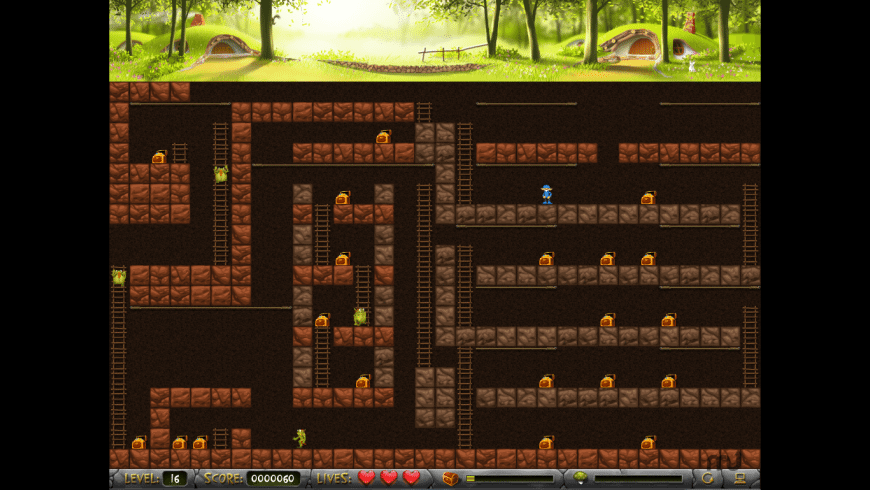 Gnome Runner for Mac - review, screenshots