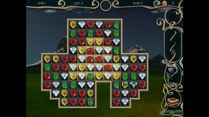 Jewel Match 3 for Mac - review, screenshots