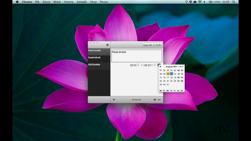 Lightbulb for Mac - review, screenshots
