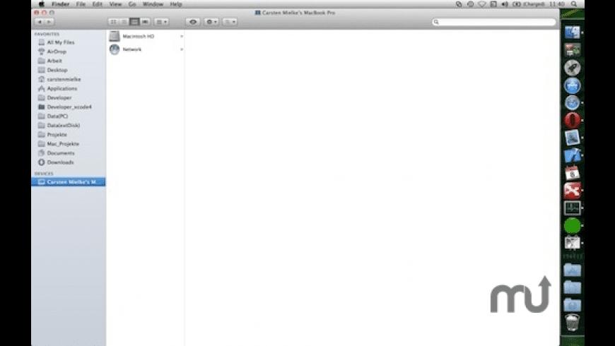 GreenOrbmax for Mac - review, screenshots