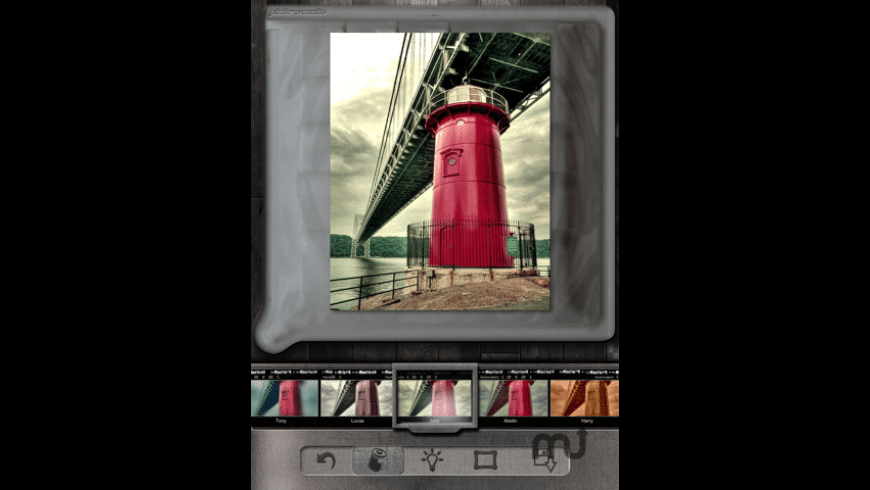 Pixlr-o-matic for Mac - review, screenshots